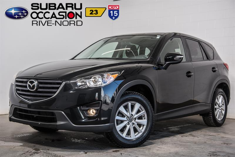 Mazda CX-5 2016 GS AWD TOIT.OUVRANT+MAGS+CAM.RECUL #190533A