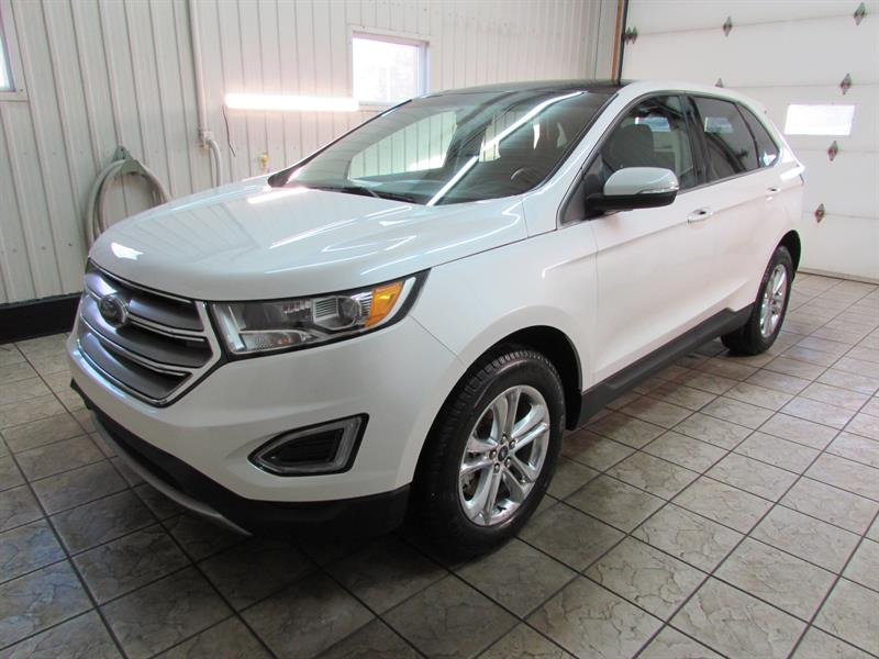 2018 Ford EDGE SEL AWD ECOBOOST #18-10