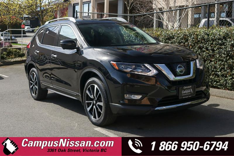 2017 Nissan Rogue | SL | AWD w/ Panoramic Roof #A7447