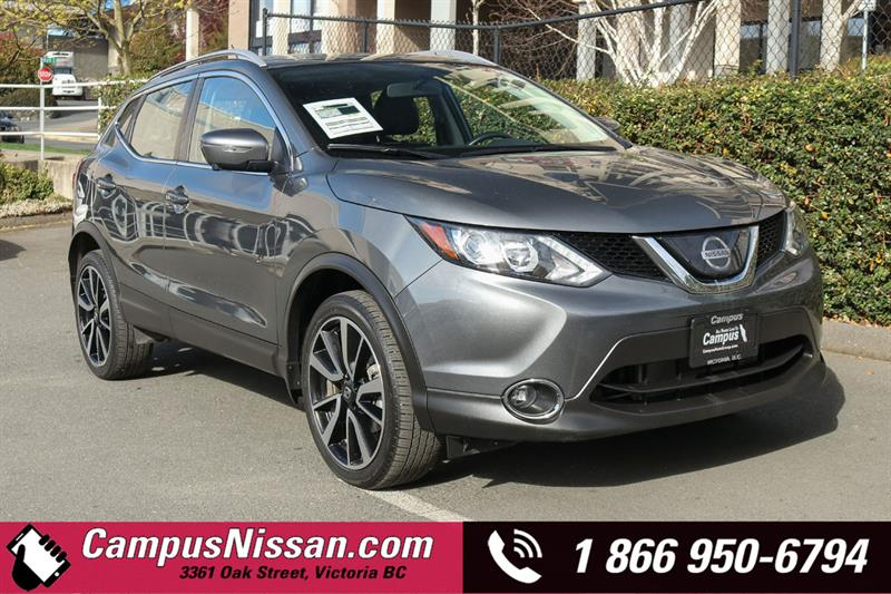 2018 Nissan Qashqai | SL | AWD w/ Navigation #JN3201