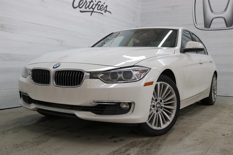 2015 BMW 3 Series 328 IX AWD #U-1680