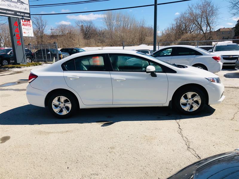 Honda Civic Sedan 2015 33$* Par Semaine/Financement #5488