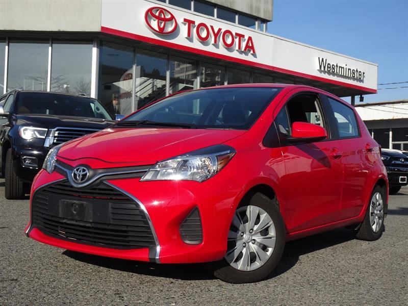 2016 Toyota Yaris LE #P6847T