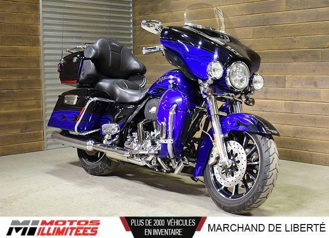 Harley Davidson FLHTC ELECTRA GLIDE 2011