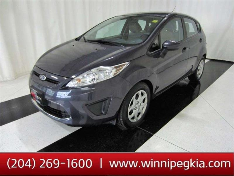 2012 Ford FIESTA SE *Accident Free, Local Trade* #19FR232A