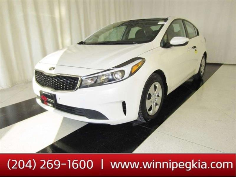 2017 Kia Forte LX *Bluetooth, AC, Keyless Entry* #17KF20216