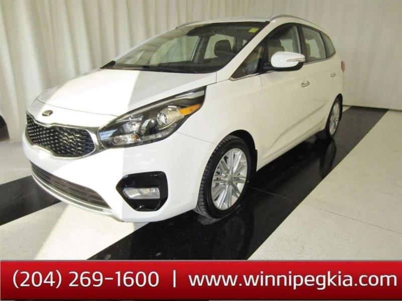 2017 Kia Rondo EX Premium *Navigation, Leather, Heated Seats* #17RN241