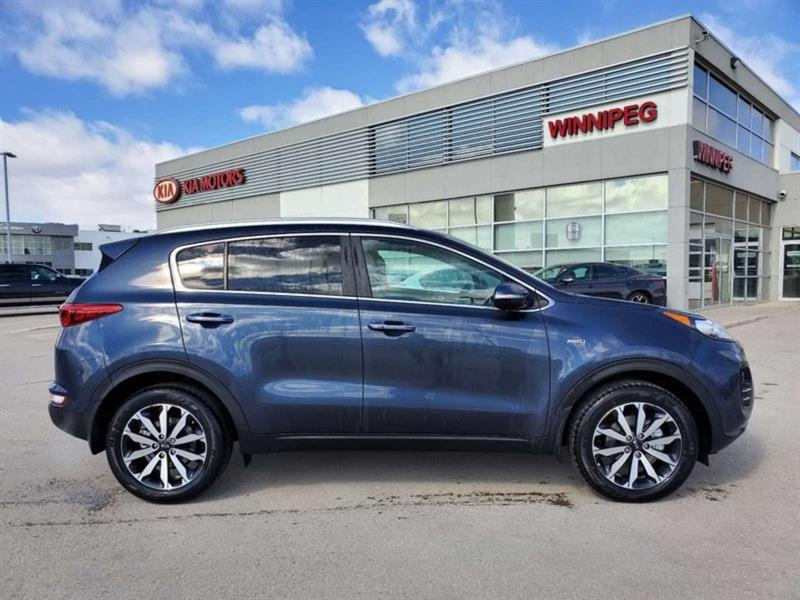 2017 Kia Sportage 2.4L EX AWD *Accident Free, Always Owned In MB!* #20TL246A