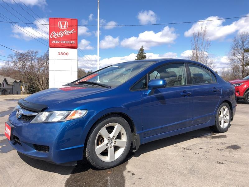 2011 Honda Civic SE #23527A