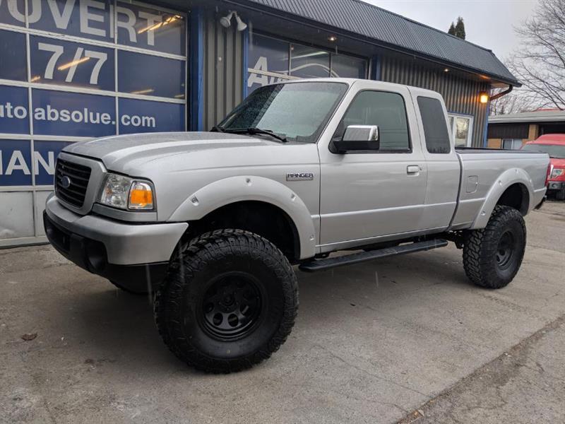 Ford Ranger 2011 V6 4.0 + 4x4 + PNEUS NEUFS #E0211