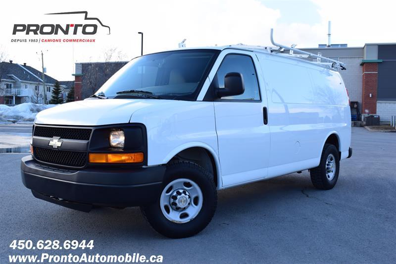 Chevrolet Express Cargo Van 2013 2500 ** 4.8L ** #F1818
