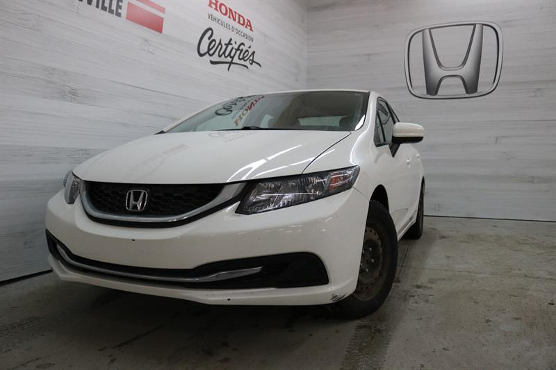 Honda Civic Berline 2014 LX #U-1706