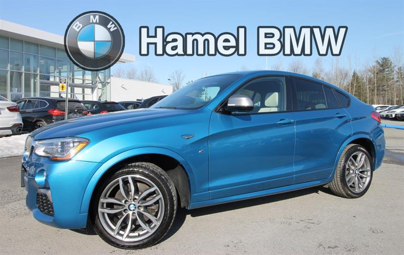 BMW X4 2018 M40i Sports Activity Coupe #U19-045