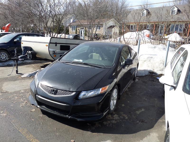 Honda Civic Cpe 2012 2dr Man EX #M9450