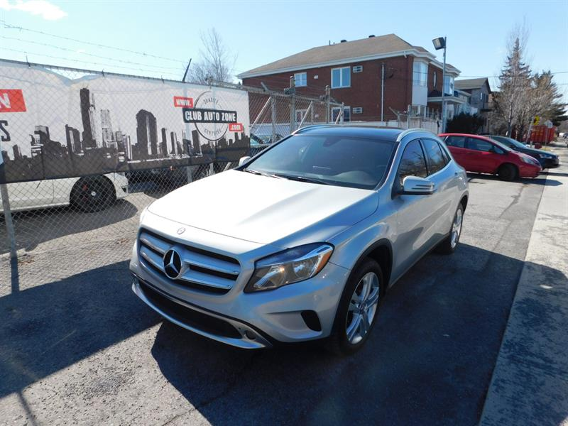 Mercedes-Benz GLA 2017 GLA 250 4MATIC TOIT PANORAMIQUE BLUETOOTH #HJ309748
