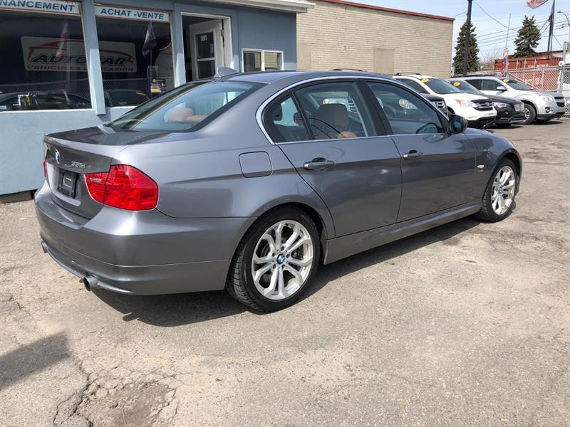 BMW 3 Series Sedan 4