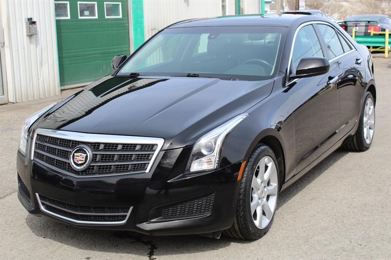 Cadillac ATS 2014 4dr Sdn 2.0L AWD #PV6910