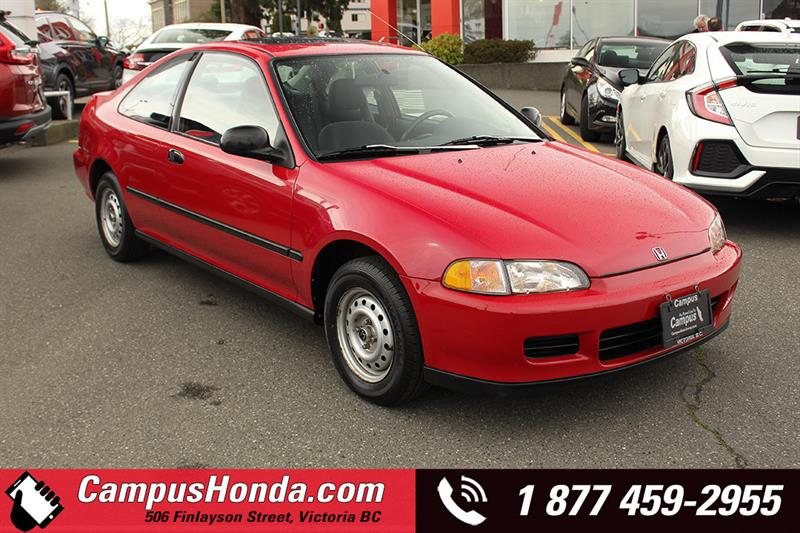 1993 Honda Civic DX Coupe 1.5L  #19-0383B