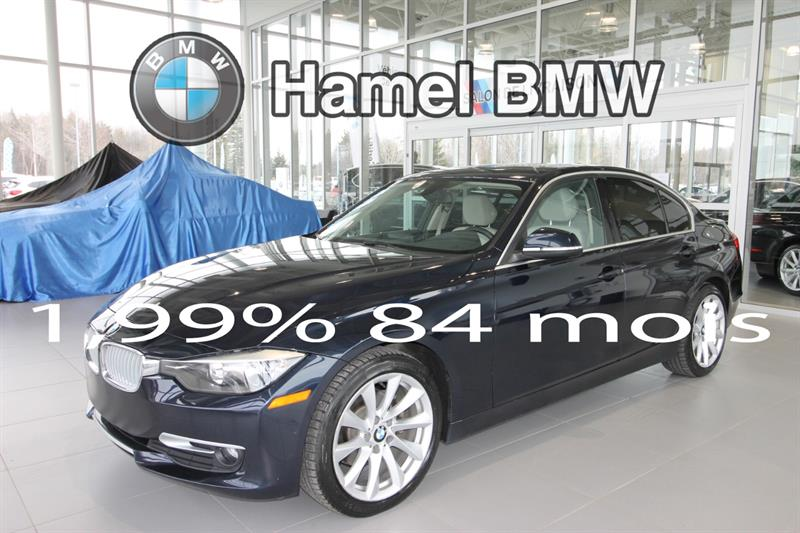 BMW 3 Series 2014 4dr Sdn 320i xDrive AWD #U19-054