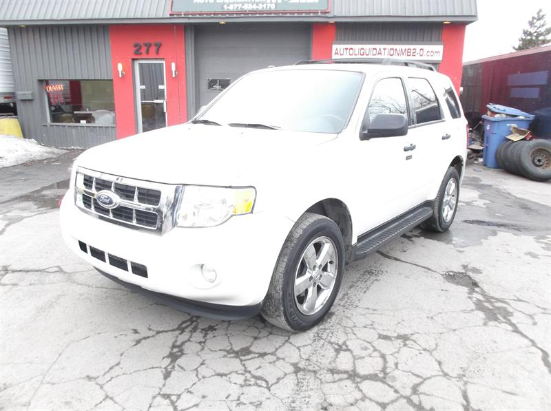 Ford Escape 2012 4WD 4dr XLT #134