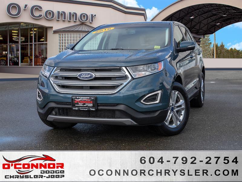 2016 Ford EDGE SEL #16704A
