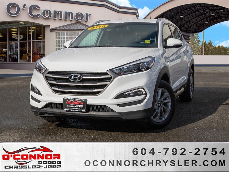 2016 Hyundai Tucson Premium #U16788