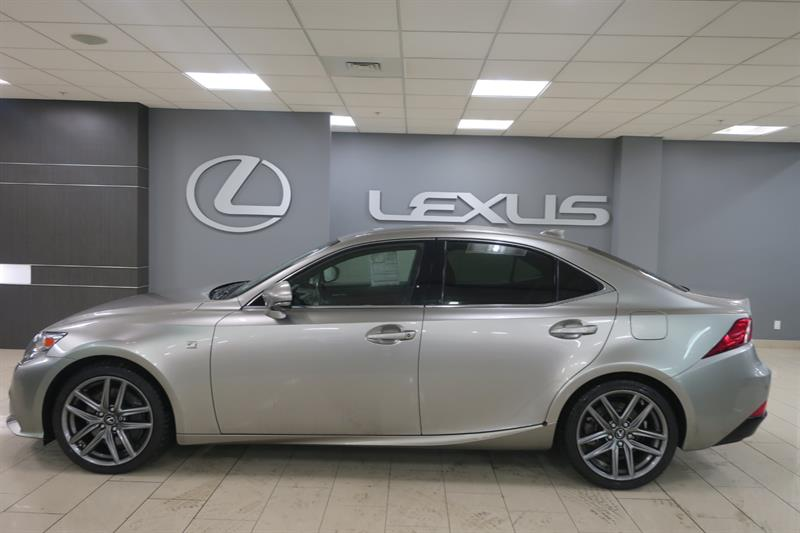 2015 Lexus IS 350 F SPORT 1 AWD #14894B