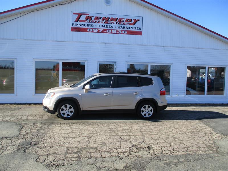 2012 Chevrolet Orlando 4dr Wgn #618049