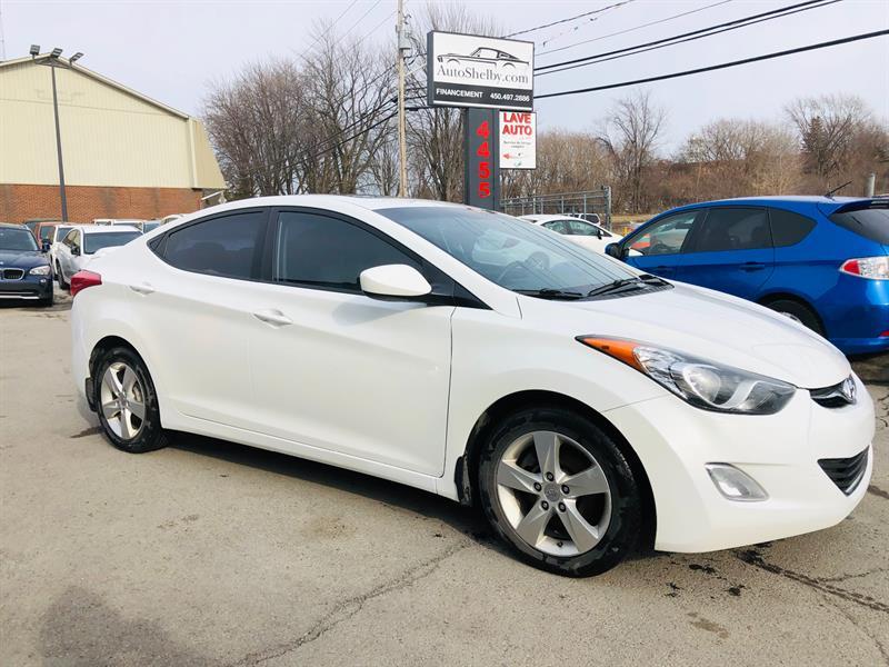 Hyundai Elantra 2012 28$* par semaine/Financement #95474-2