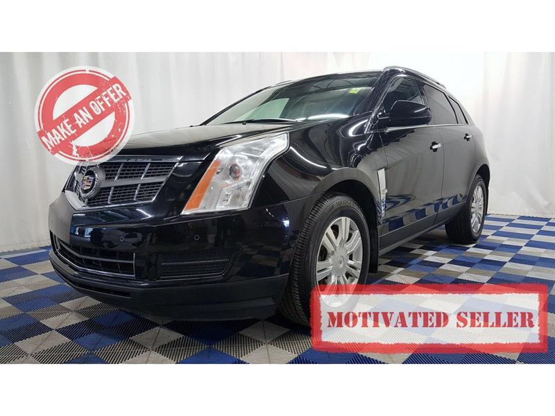 2011 Cadillac SRX Luxury Collection AWD/ACCIDENT FREE #LUX11CS63882