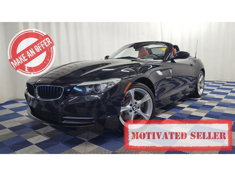 2012 BMW Z4 SDRIVE28I/HTD SEATS/BLUETOOTH/LEATHER #LUX12BZ17152
