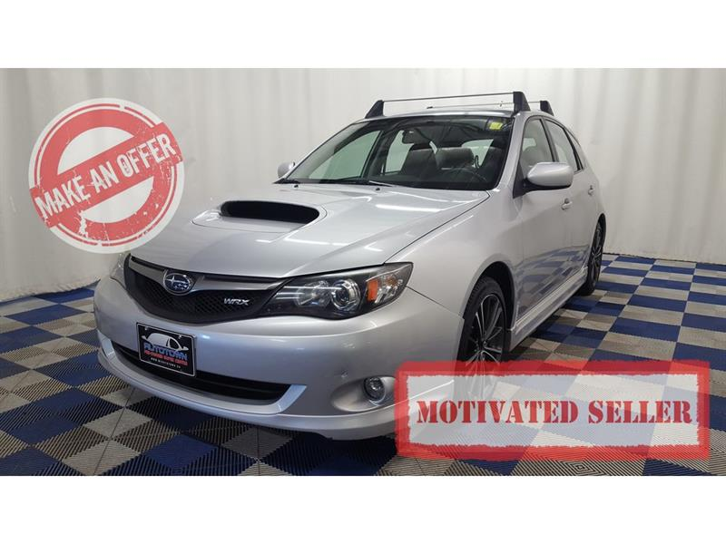 2010 Subaru Wrx AWD/SUNROOF/LEATHER/BLUETOOTH #10SI00188