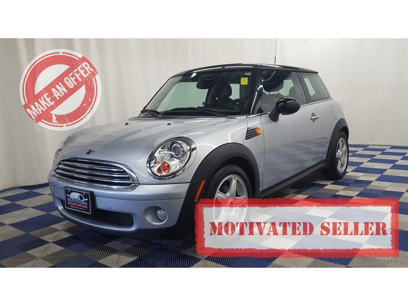 2007 Mini Cooper Classic SUNROOF/LEATHER/BC VEHICLE VERY CLEAN!! #7MC61591