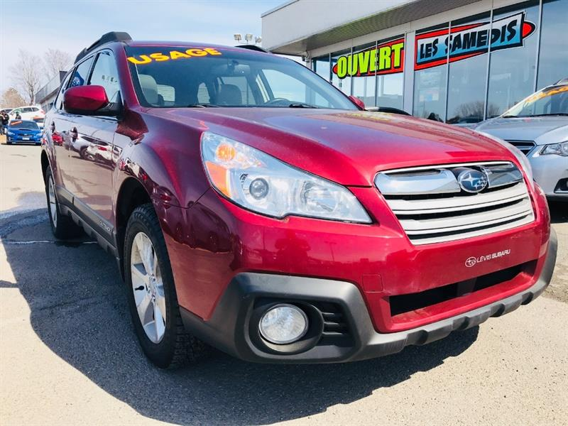 Subaru Outback 2013 3.6R Limited Package (A5) #15878a