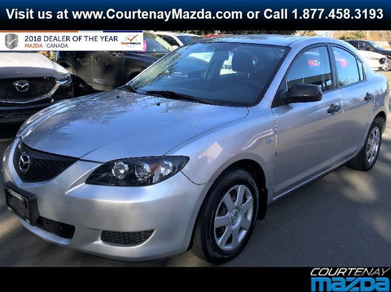 2006 Mazda Mazda3 GX 5sp #18MZ34467A