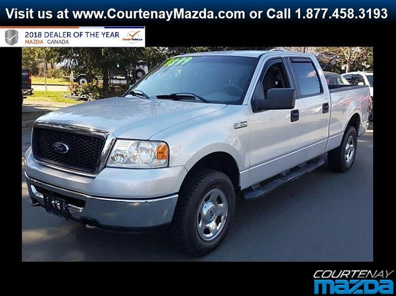 2008 Ford F150 XLT Supercrew 4WD #P4852