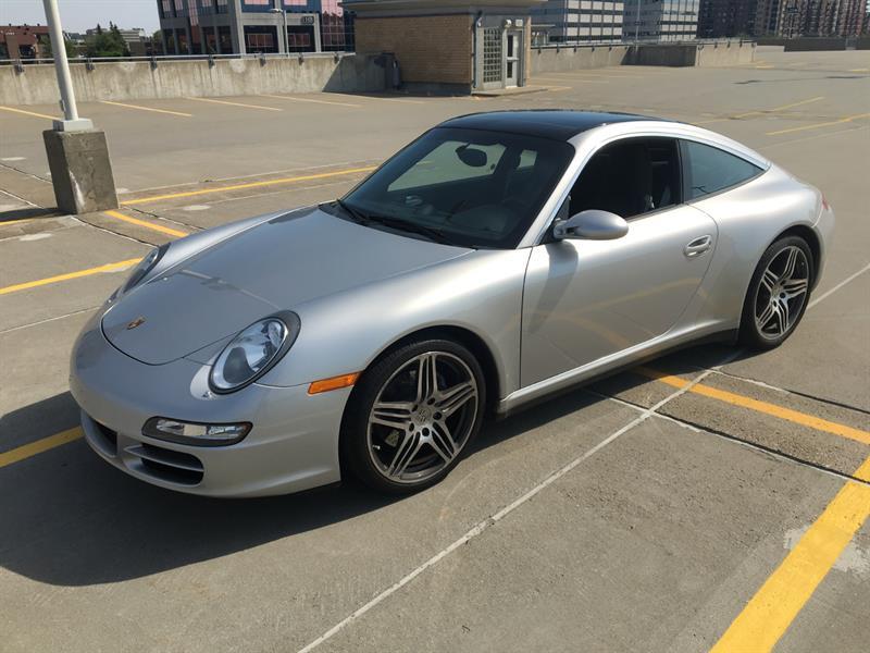 2008 Porsche 911 Targa 4 ** Toit panoramique **  #3383
