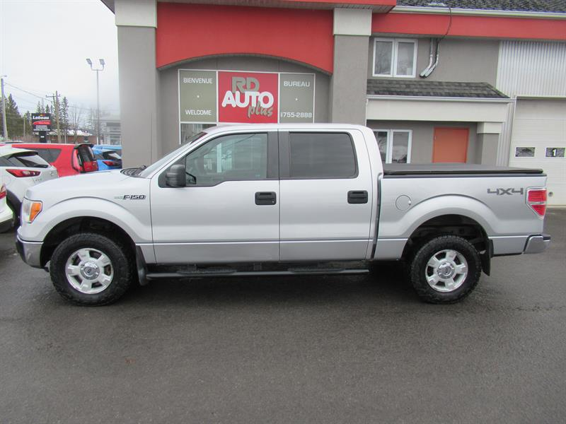 Ford F-150 2011 4WD SuperCrew 5 litre #10320