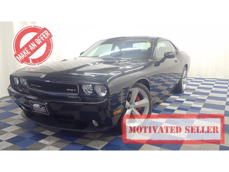 2009 Dodge Challenger SRT8/LEATHER/TOUCH SCREEN/BLUETOOTH #9DC98702