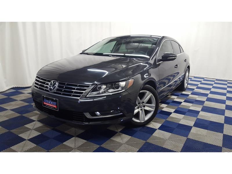 2013 Volkswagen CC Sportline/BACK UP CAM/HTD SEATS/LTHER #13VC02680