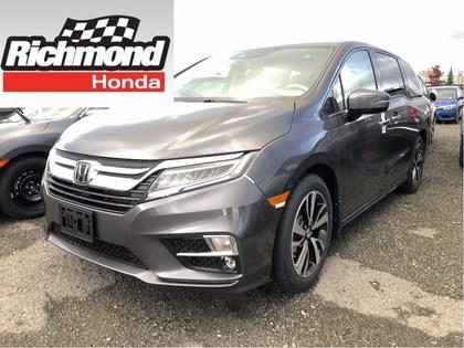 2019 Honda Odyssey Touring #Y0291