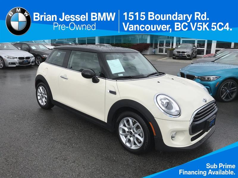 Used Mini For Sale In Vancouver Brian Jessel Bmw