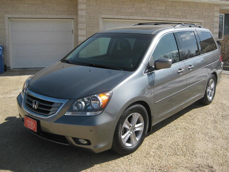 2009 Honda Odyssey Touring 2 Owners #P  1045