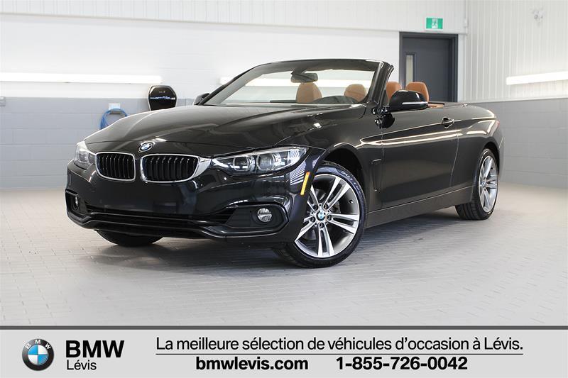 BMW 430i 2018 xDrive Cabriolet #L0233A