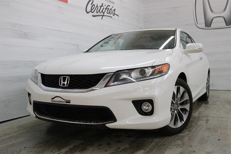 2015 Honda Accord Coupe EX #U-1669