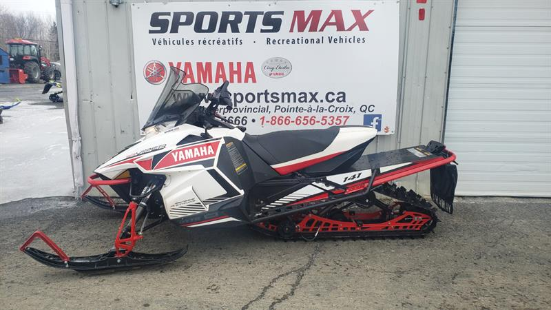 Yamaha SRViper X-TX 2016