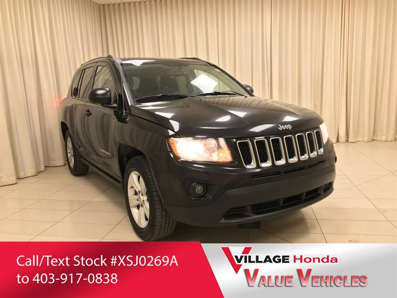 2012 Jeep Compass North 4WD #XSJ0269A