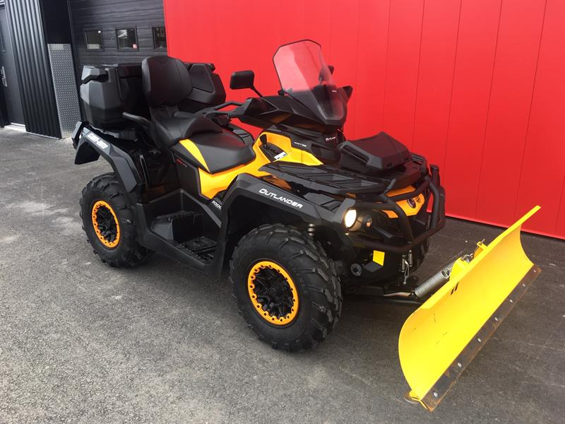Can-am Outlander Max 2016