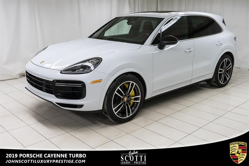 Porsche Cayenne 2019 Turbo BRAND NEW #C0374