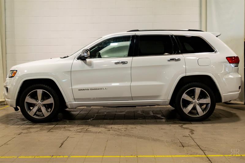 Jeep Grand Cherokee 2014 * OVERLAND AWD/ CUIR + NAVIGATION * #529047A
